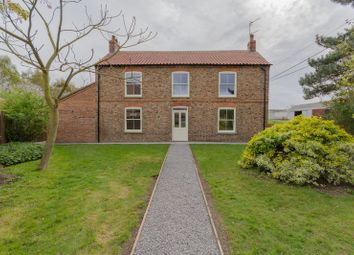 Thumbnail 4 bed farmhouse for sale in Mask Lane, Newton On Derwent, York
