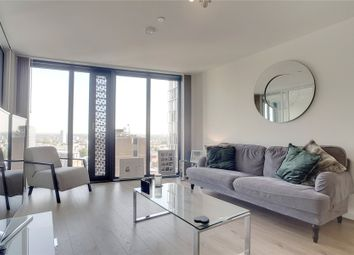 Thumbnail 1 bed flat to rent in Unex Tower, 7 Station Street, London