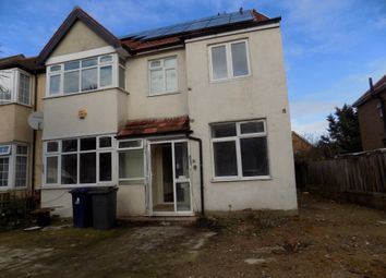 Thumbnail 8 bed terraced house to rent in Garrick Road, Greenford