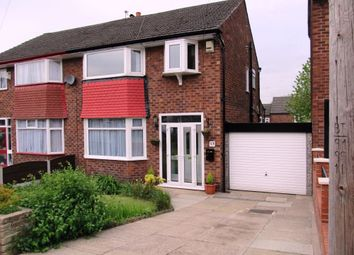 Thumbnail 3 bed semi-detached house for sale in Cuckoo Lane, Whitefield, Manchester