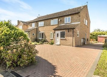 Thumbnail 3 bedroom semi-detached house for sale in Ely, Cambridge, Cambs