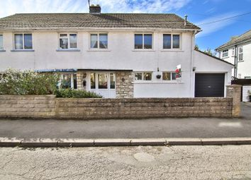 Thumbnail 3 bed semi-detached house for sale in Hatherleigh Road, Abergavenny