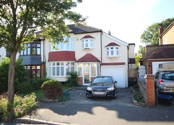 Thumbnail 5 bed semi-detached house to rent in Byron Avenue, South Woodford, London