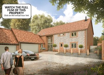Thumbnail 4 bed semi-detached house for sale in North Street, Burnham Market, King's Lynn
