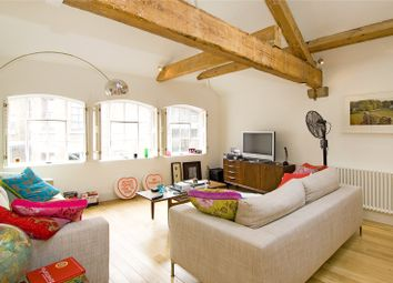 Thumbnail 2 bed flat for sale in Lloyds Wharf, Mill Street, London