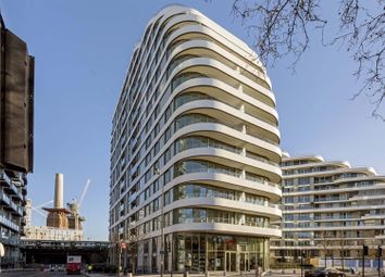 Thumbnail 2 bed flat to rent in Cascade Court, Vista Chelsea Bridge Wharf, London
