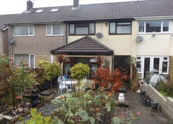 Thumbnail 3 bed terraced house for sale in St. Christophers Drive, Caerphilly