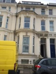 Thumbnail Studio to rent in Alhambra Road, Southsea