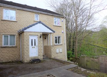 Thumbnail 2 bed flat for sale in Woodhead Road, Lockwood, Huddersfield