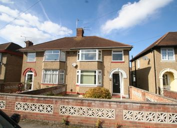 Thumbnail 4 bed semi-detached house to rent in St. Lukes Road, Cowley, Oxford