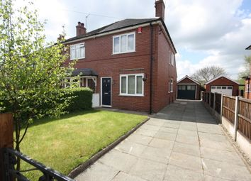 Thumbnail 2 bedroom semi-detached house to rent in Vinebank Road, Kidsgrove, Stoke-On-Trent