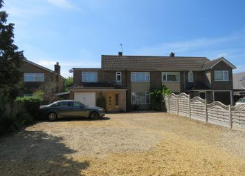 Thumbnail 5 bedroom semi-detached house for sale in St. Audrey Lane, St. Ives, Huntingdon