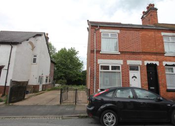 Thumbnail 3 bed terraced house for sale in Edward Street, Hinckley
