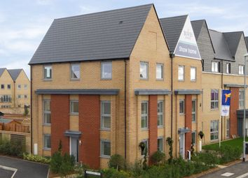 Thumbnail 3 bed property to rent in Mulligan Way, Northstowe, Cambridge, Cambridgeshire
