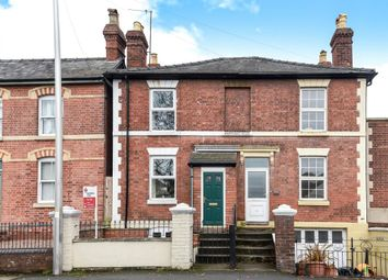 Thumbnail 3 bed semi-detached house for sale in Whitecross, Hereford City