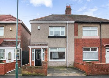 Thumbnail 3 bed semi-detached house for sale in Nora Street, South Shields, Tyne And Wear