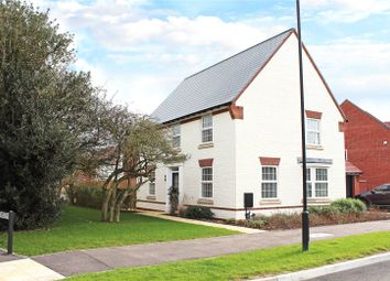 Thumbnail 4 bedroom detached house for sale in Swanbourne Park, Angmering, West Sussex
