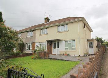 Thumbnail 2 bed flat for sale in Heol-Y-Mynydd, Sarn, Bridgend.