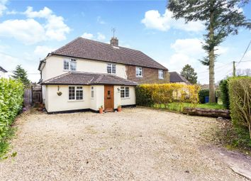 Thumbnail 4 bed semi-detached house for sale in Meadow Cottages, Little Kingshill, Great Missenden, Buckinghamshire