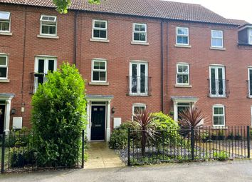 Thumbnail 4 bed town house for sale in Montrose Grove, Greylees, Sleaford