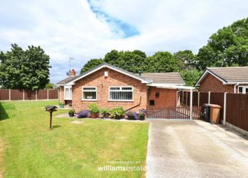 Thumbnail 3 bed detached bungalow for sale in Holly Grove, Shotton, Deeside