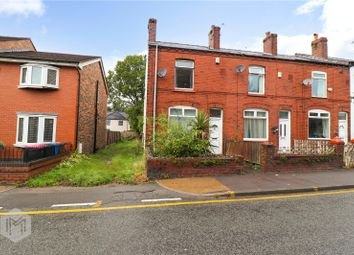 Thumbnail 2 bed end terrace house for sale in Moorside Road, Swinton, Manchester