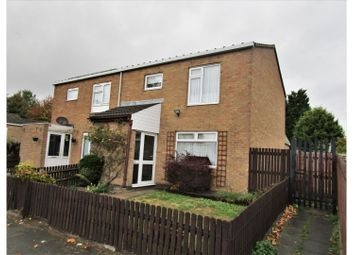 Thumbnail 3 bed semi-detached house for sale in Brough Close, Birmingham