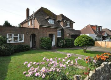 Thumbnail 4 bed detached house for sale in Oakleigh Road, Bexhill-On-Sea