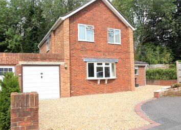 Thumbnail 3 bed link-detached house to rent in Bowmonts Road, Tadley, Hampshire
