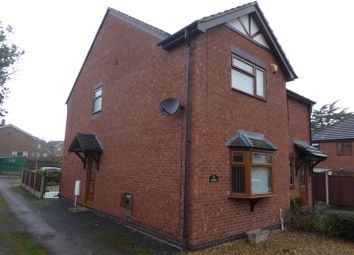 Thumbnail 2 bed semi-detached house for sale in Haygate Grove, Wellington, Telford
