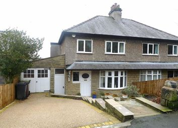 Thumbnail 3 bed semi-detached house for sale in Corbar Road, Buxton, Derbyshire