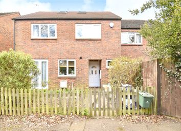 Thumbnail 4 bed end terrace house for sale in Buckingham Grove, Hillingdon, Middlesex