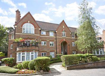 Thumbnail 2 bed flat for sale in Queen Elizabeth House, 50 Queens Road, Weybridge, Surrey