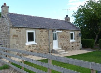 Thumbnail 2 bed cottage to rent in Southview, Lachlanwells, Alves, Forres