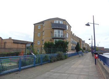 Thumbnail 2 bed flat to rent in Wharfside Close, Erith, Kent