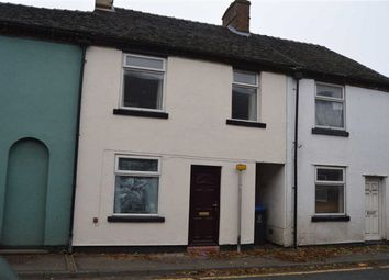Thumbnail 2 bed terraced house to rent in Ball Haye Green, Leek