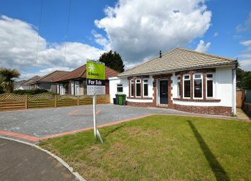 Thumbnail 3 bedroom detached bungalow for sale in Westfield Avenue, Birchgrove, Cardiff.