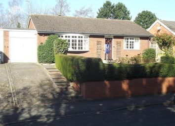 Thumbnail 2 bed detached bungalow for sale in Ombersley Road, Droitwich