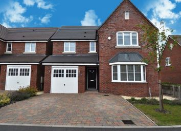 Thumbnail 4 bed detached house for sale in Gateacre Drive, Astwood Bank, Redditch
