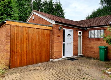 Thumbnail 3 bed semi-detached bungalow for sale in Calbourne Cresent, Manchester