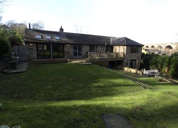Thumbnail 5 bed detached house for sale in Wallroyds, Barnsley Road, Denby Dale