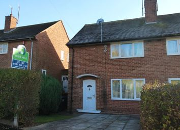 Thumbnail 2 bed semi-detached house to rent in Ferncliffe Road, Harborne, Birmingham