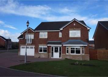 Thumbnail 5 bed detached house for sale in Dunnottar Drive, Kilmarnock