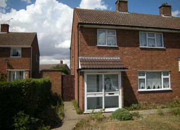 Thumbnail 1 bed end terrace house to rent in Hawthorn Drive, Ipswich