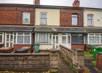 Thumbnail 3 bed terraced house for sale in Darlaston Road, Walsall, West Midlands
