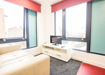 Thumbnail  Studio to rent in Lower Gill Street, City Centre, Liverpool, Merseyside