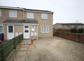 Thumbnail 2 bedroom end terrace house for sale in Brandon Close, Kidlington