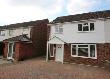 Thumbnail 1 bed semi-detached house to rent in Walton Drive, High Wycombe