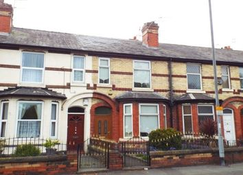 Thumbnail 3 bed terraced house to rent in Crosfield Street, Warrington
