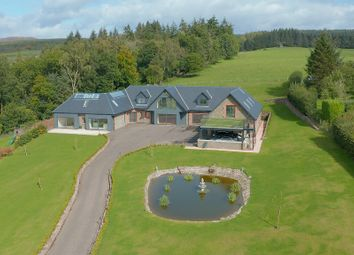 Thumbnail 7 bed detached house for sale in Coldrach Farm Road, Drymen, Stirlingshire
